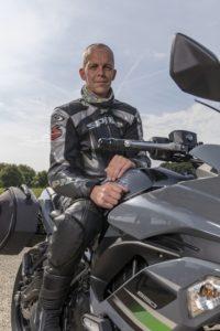 Lezerstest Kawasaki Peter Scheidsbach